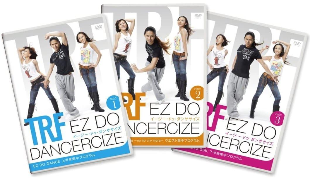 TRF イージー・ドゥ・ダンササイズ EZ DO DANCERCIZE